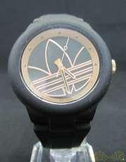クォーツ腕時計 黒|ADIDAS