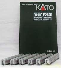 10-400 E26系 カシオペア6両増結セット KATO