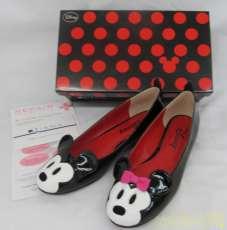 DISENEY クロ エナメル靴|DIANA