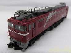JR EF81形電気機関車(北斗星色) TOMIX