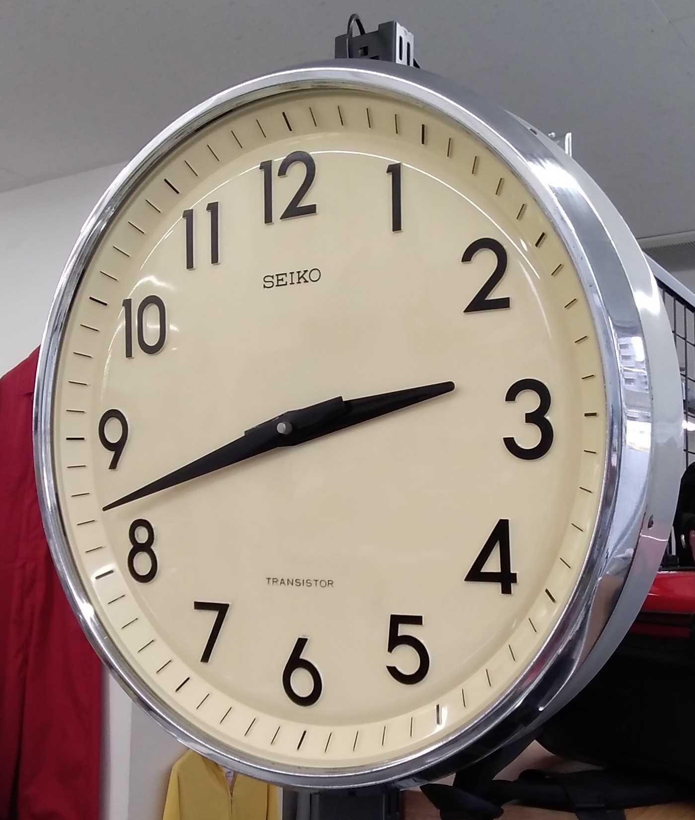 昭和レトロ トランジスタクロック 壁掛け時計|SEIKO