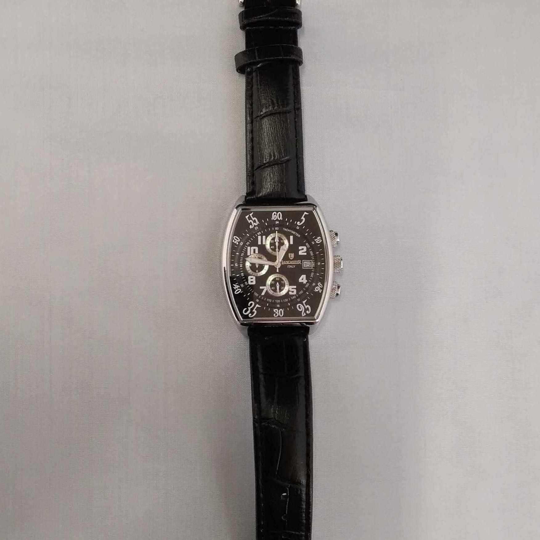 手巻き腕時計|LANCASTER