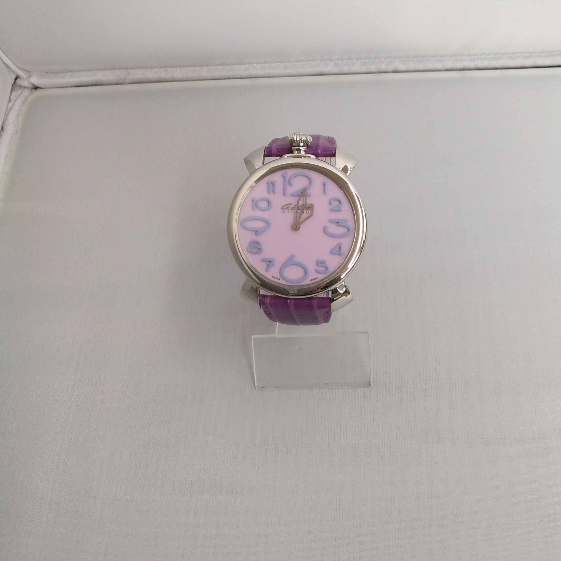 クォーツ・アナログ腕時計|ガガミラノ