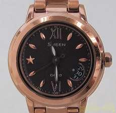SHEEN 電波ソーラー腕時計