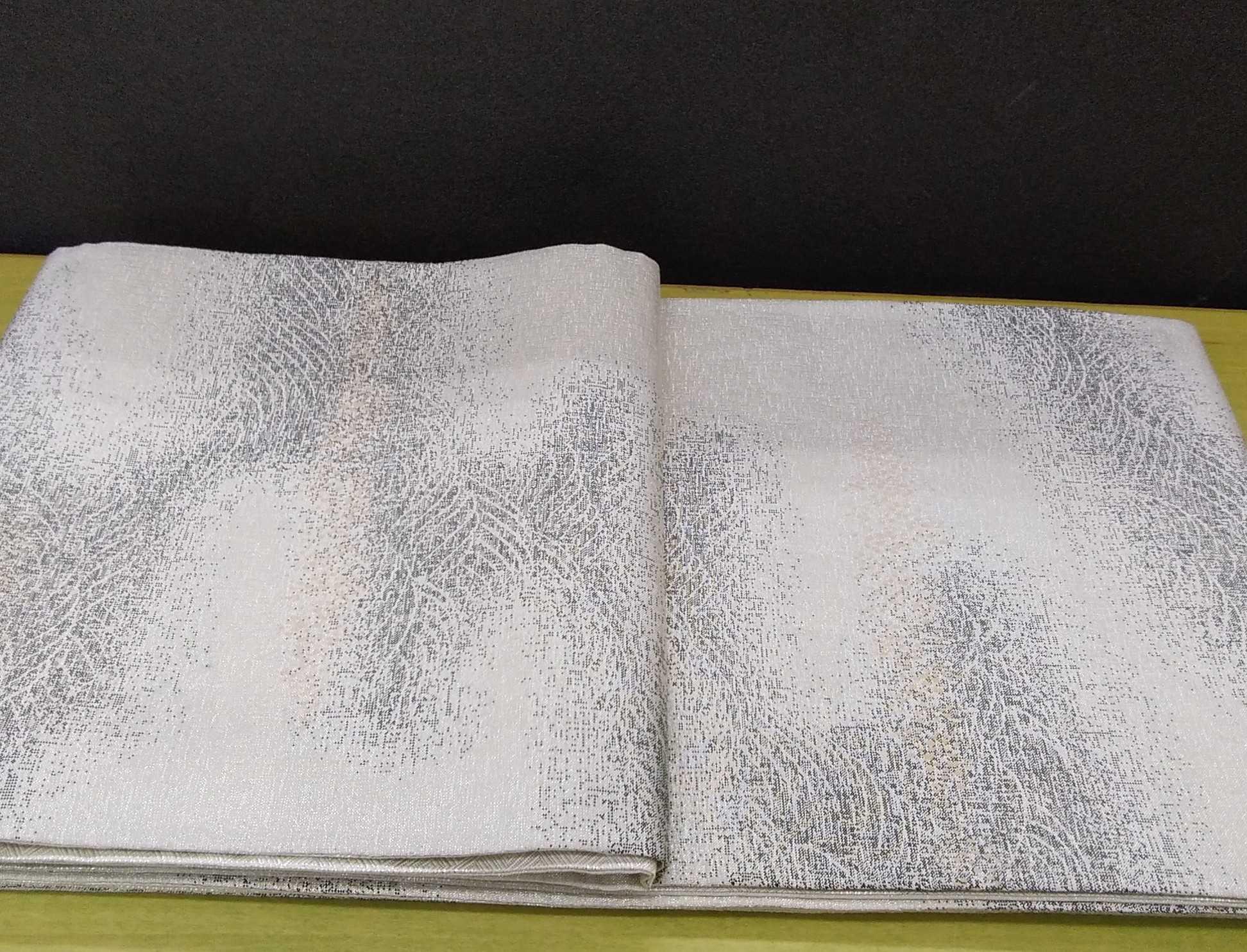 本場筑前 紋袋帯|泉絹織