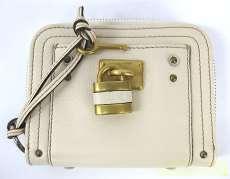 CHLOE パディントンラウンドファスナー財布|CHLOE