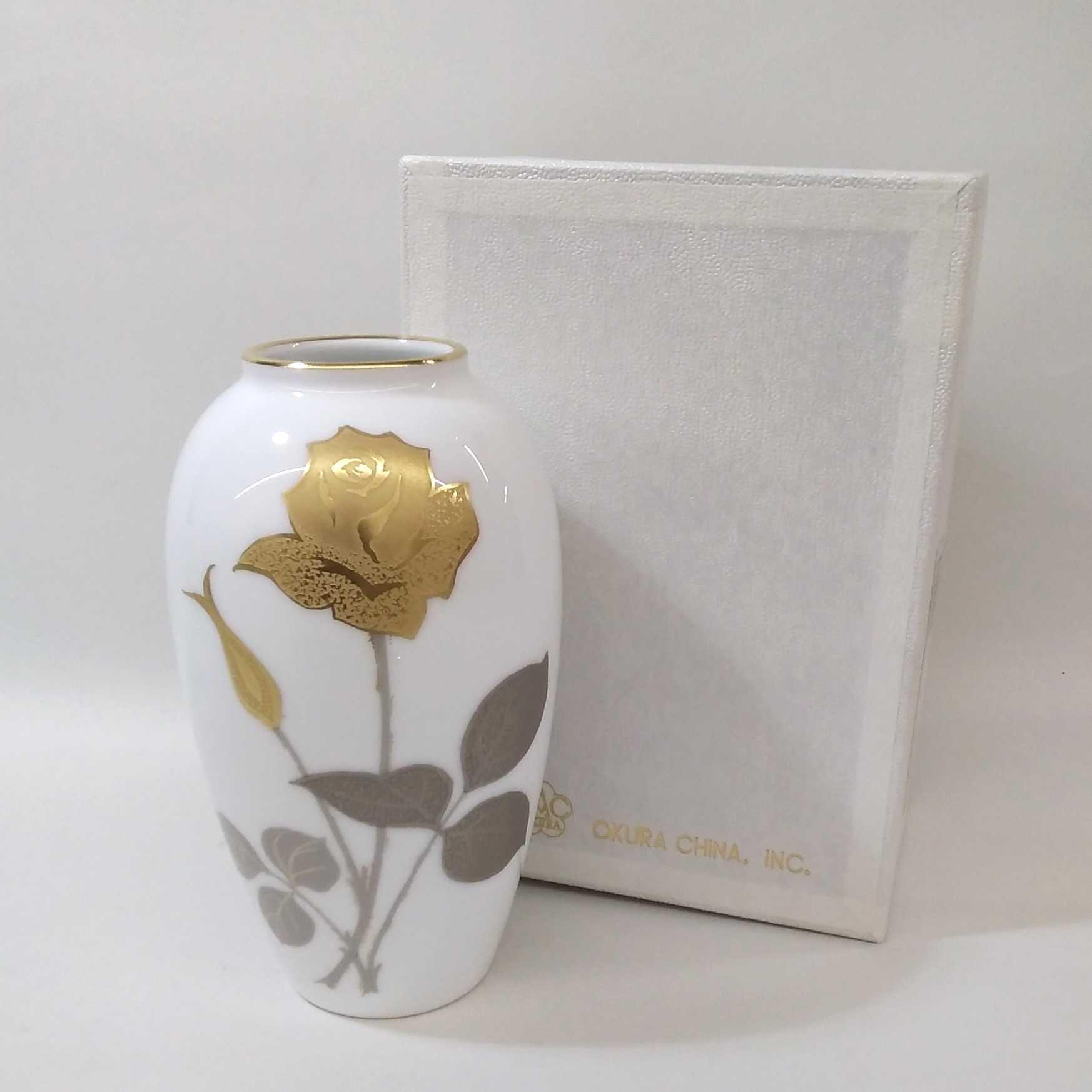 花瓶|大倉陶園
