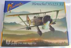 GASPATCH  HENSCHEL HS123 A1|その他ブランド