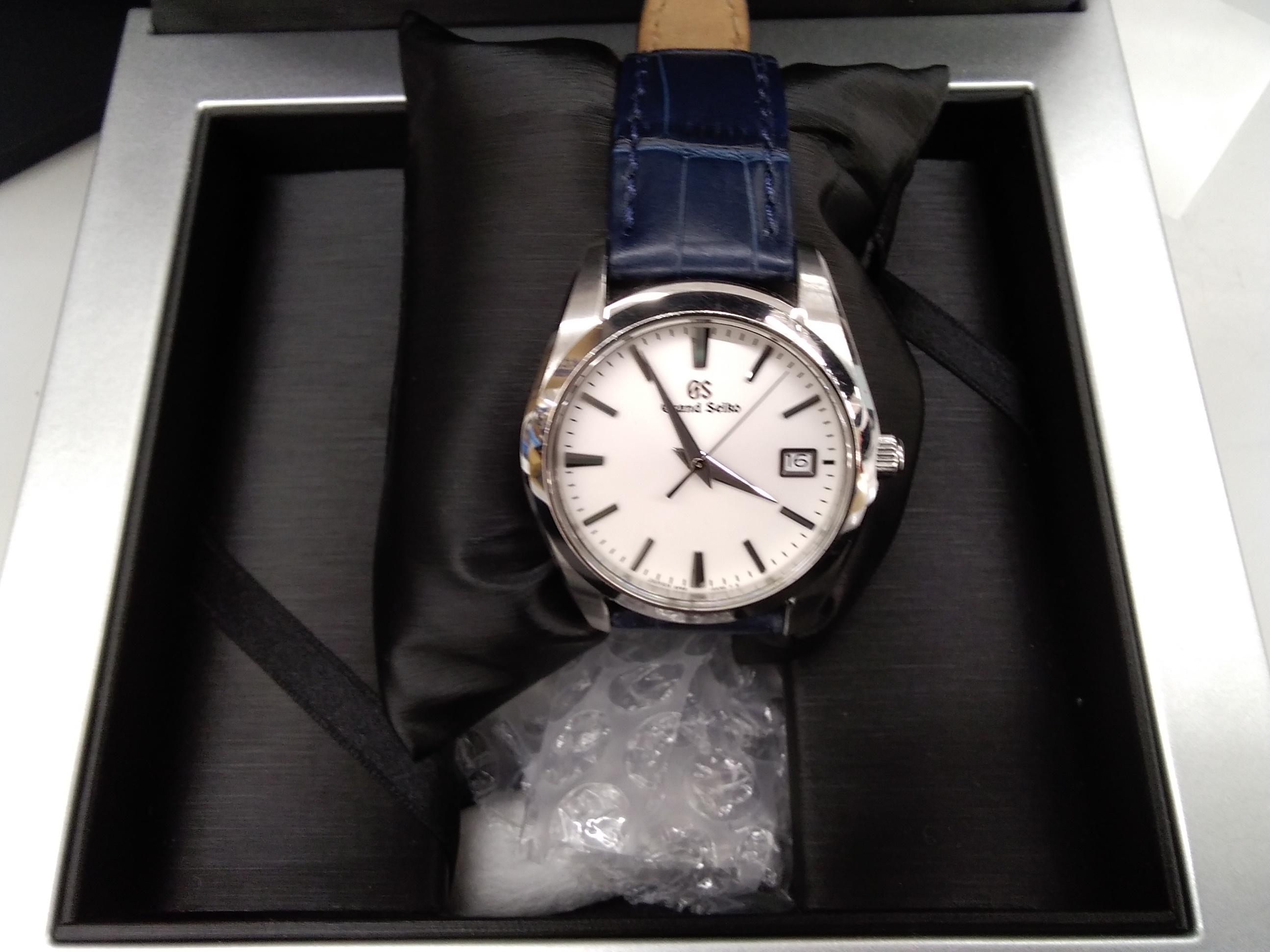 クォーツ・アナログ腕時計|GRAND SEIKO