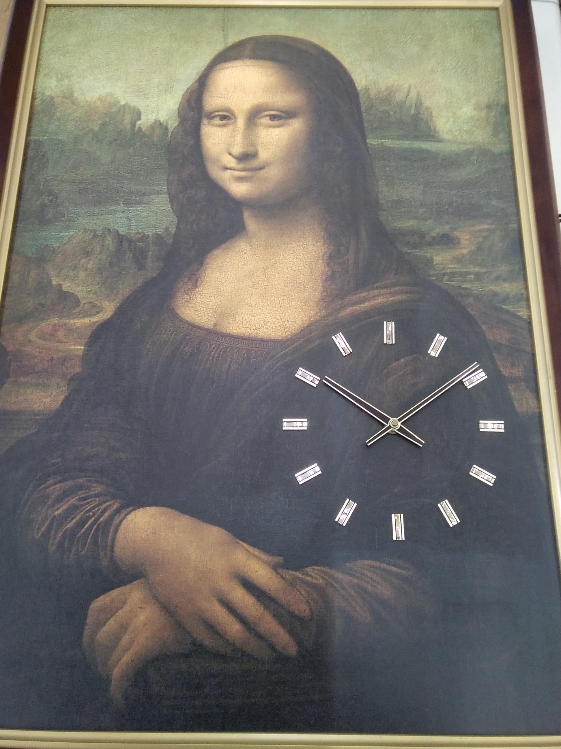 モナリザ 時計 東京時計製造株式会社
