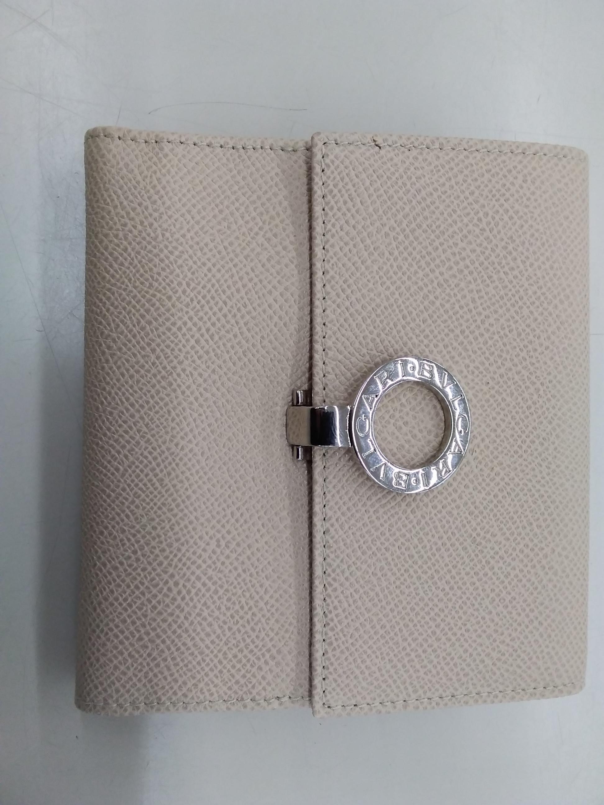 三つ折り財布|BVLGARI