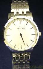クォーツ腕時計|BULOVA