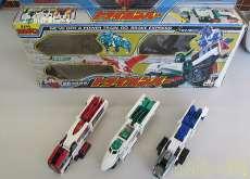 猛獣合体トライボンバー|TAKARA