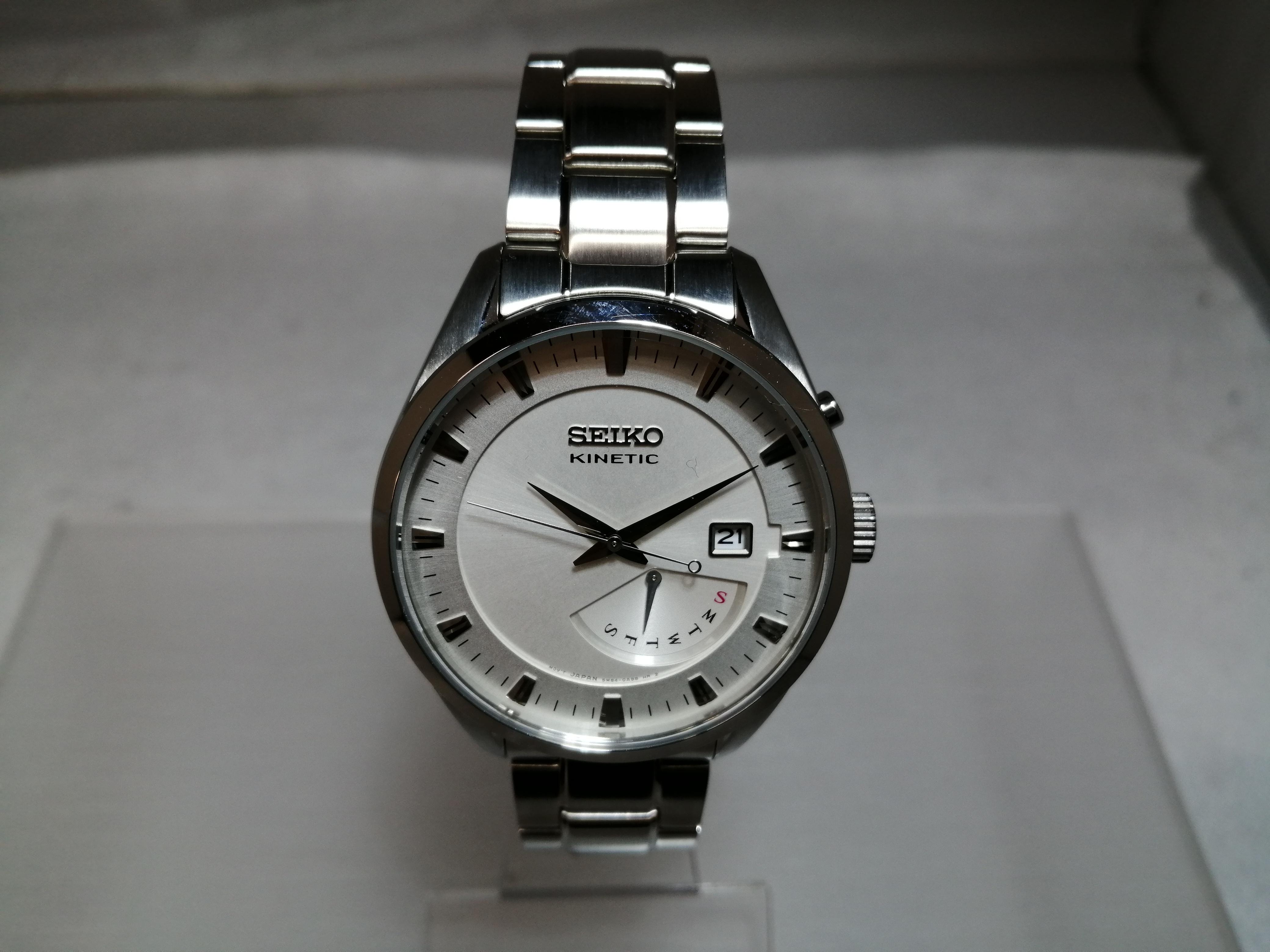 オートクオーツ腕時計|SEIKO