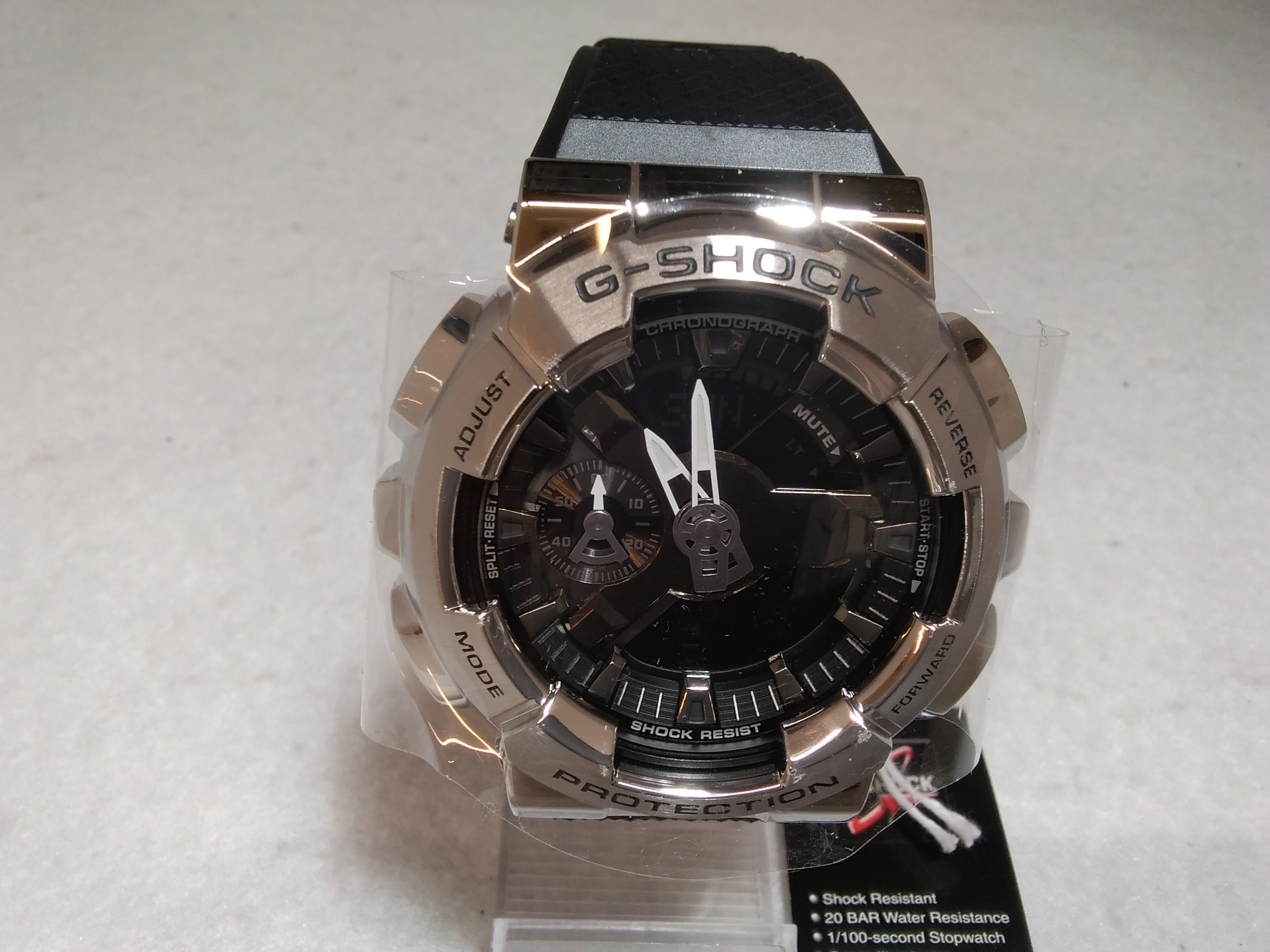 クォーツ腕時計|CASIO