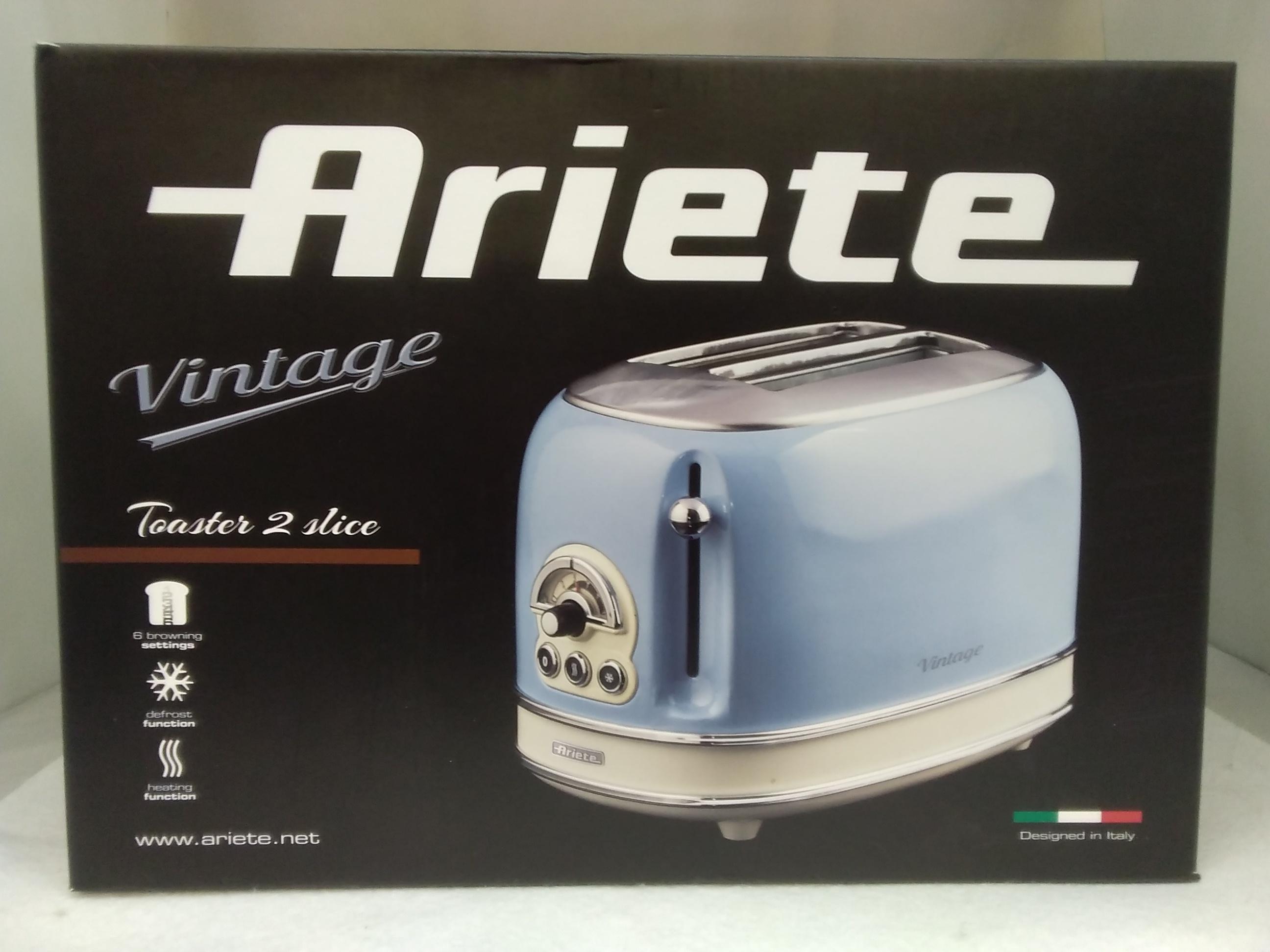 電子レンジ|ARIETE VINTAGE