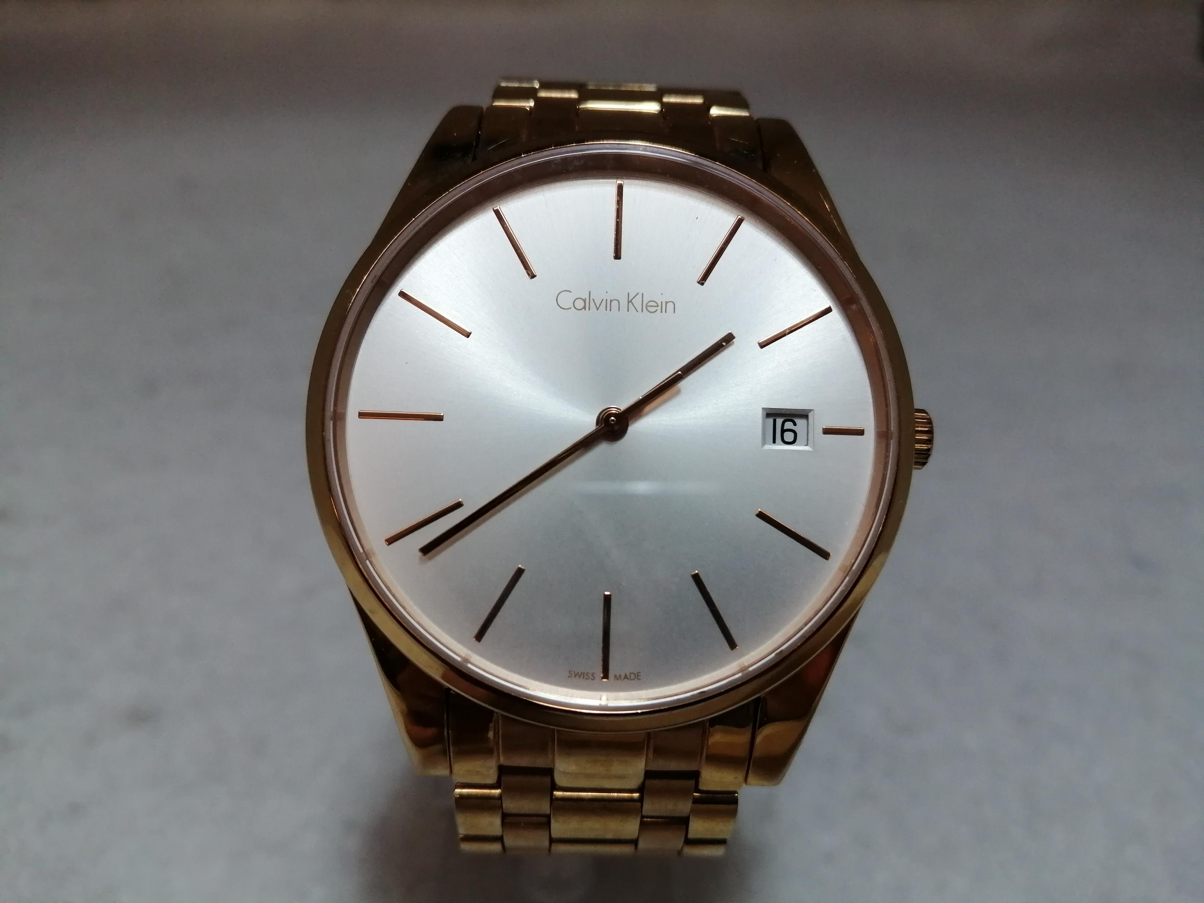クォーツ腕時計|CALVIN KLEIN