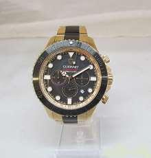 クォーツ・アナログ腕時計|P GUIONNET