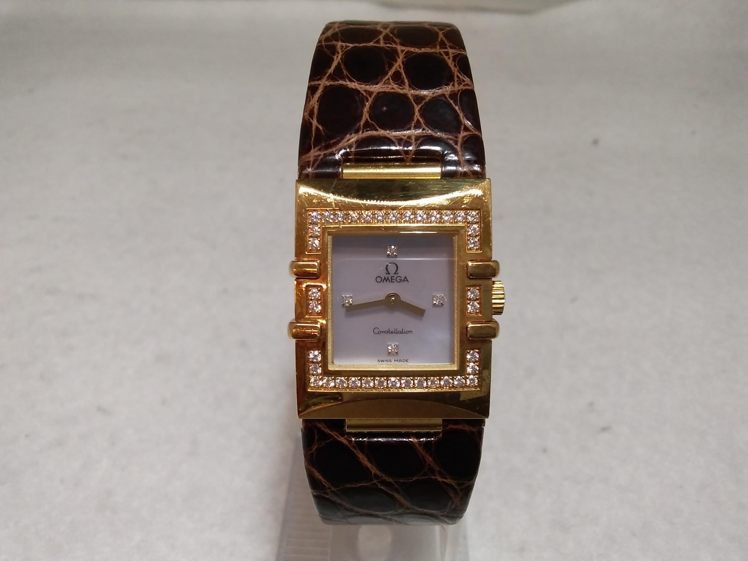 クオーツ腕時計|OMEGA
