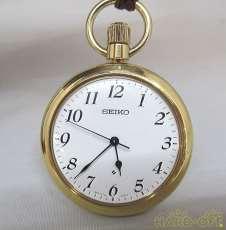 機械式懐中時計|SEIKO