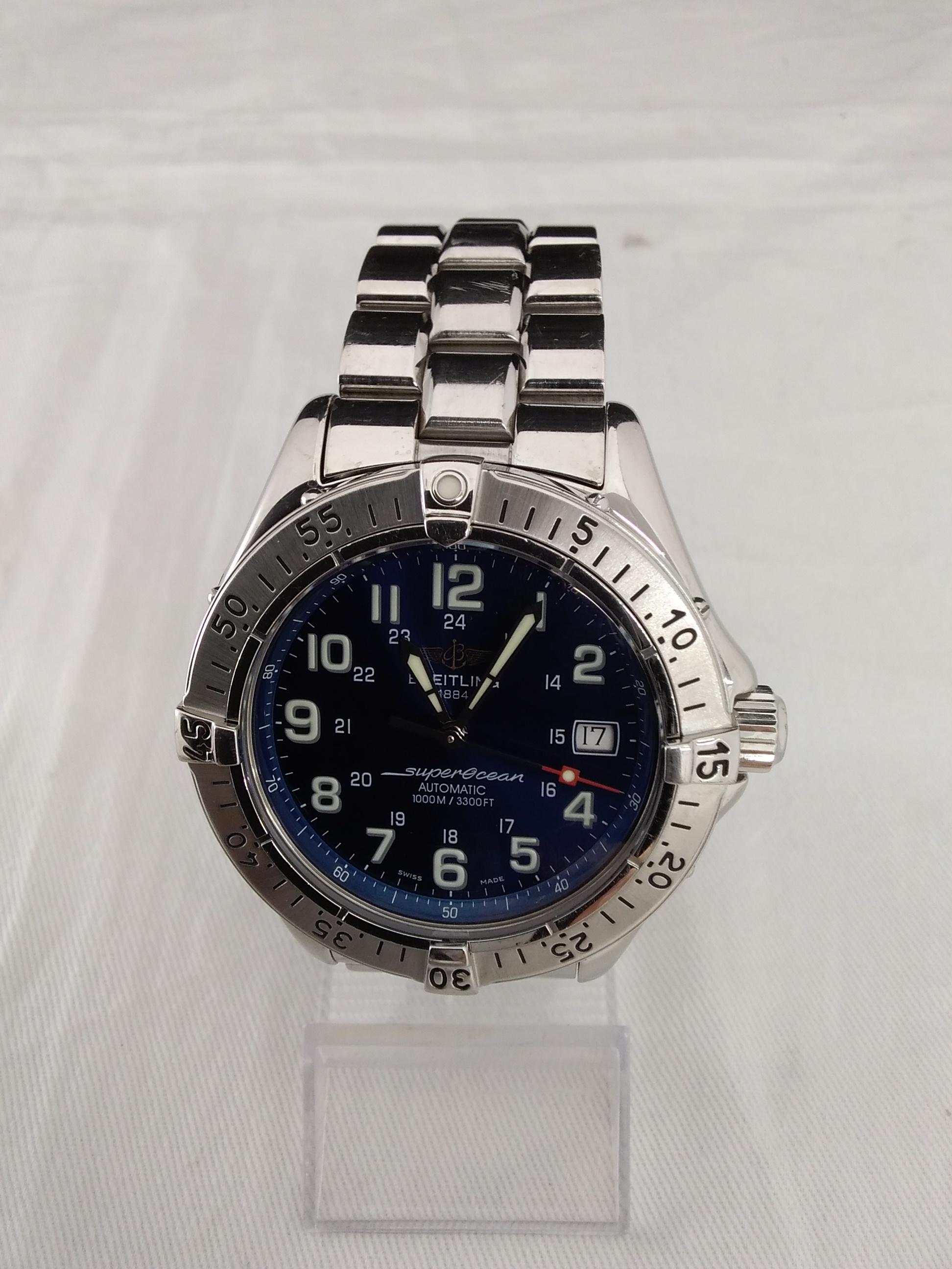 手巻き腕時計|BREITLING