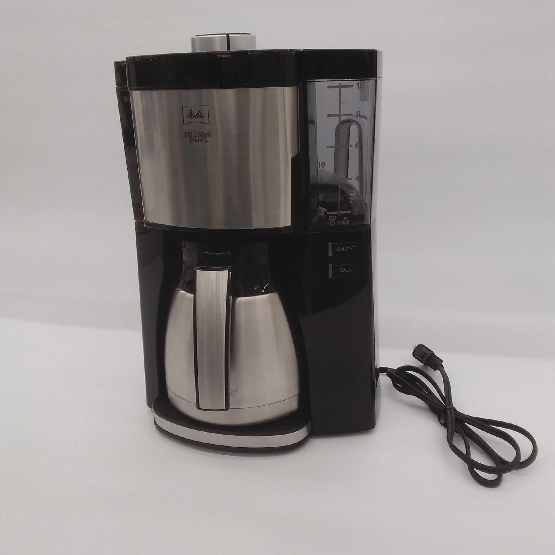 ちょっとカフェ気分*メリタ コーヒーメーカー|メリタ