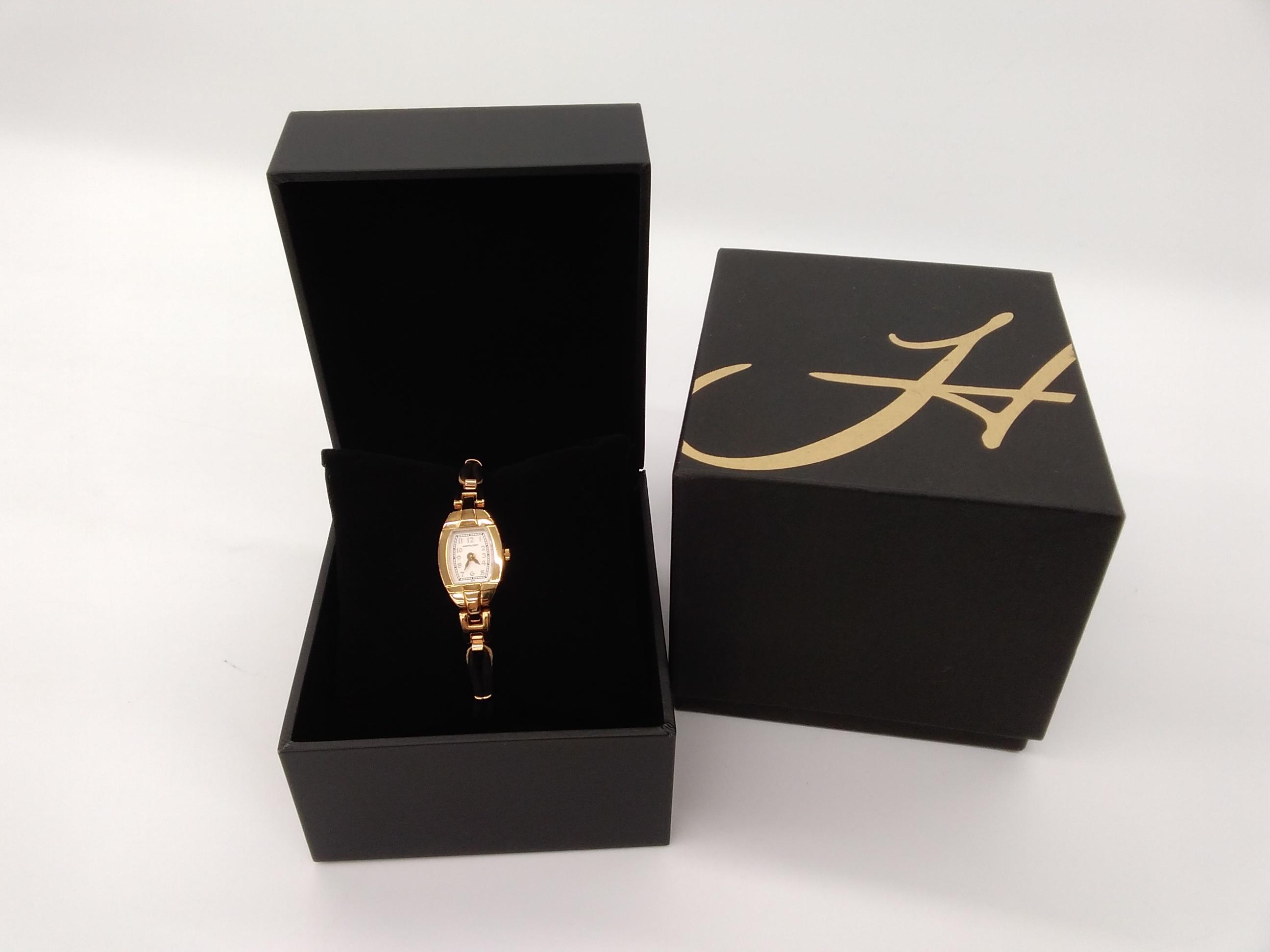 美品♢ハミルトン 腕時計 レディースクオーツ|HAMILTON