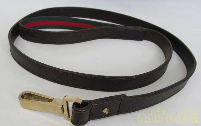 9b9fe5b15c97 グッチ(GUCCI) 犬用首輪&リード HARDOFFNETMALL WEBNo.1030530000006420