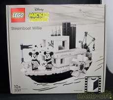 DISNEY MICKEYMOUSE 蒸気船ウィリー|LEGO