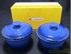 small ramequin with lid set|LE CREUSET