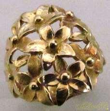 K18リング 宝石無しリング