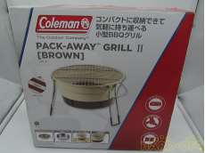 PACK-AWAY GRILLⅡ|COLEMAN