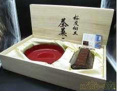 茶菓セット|樺細工