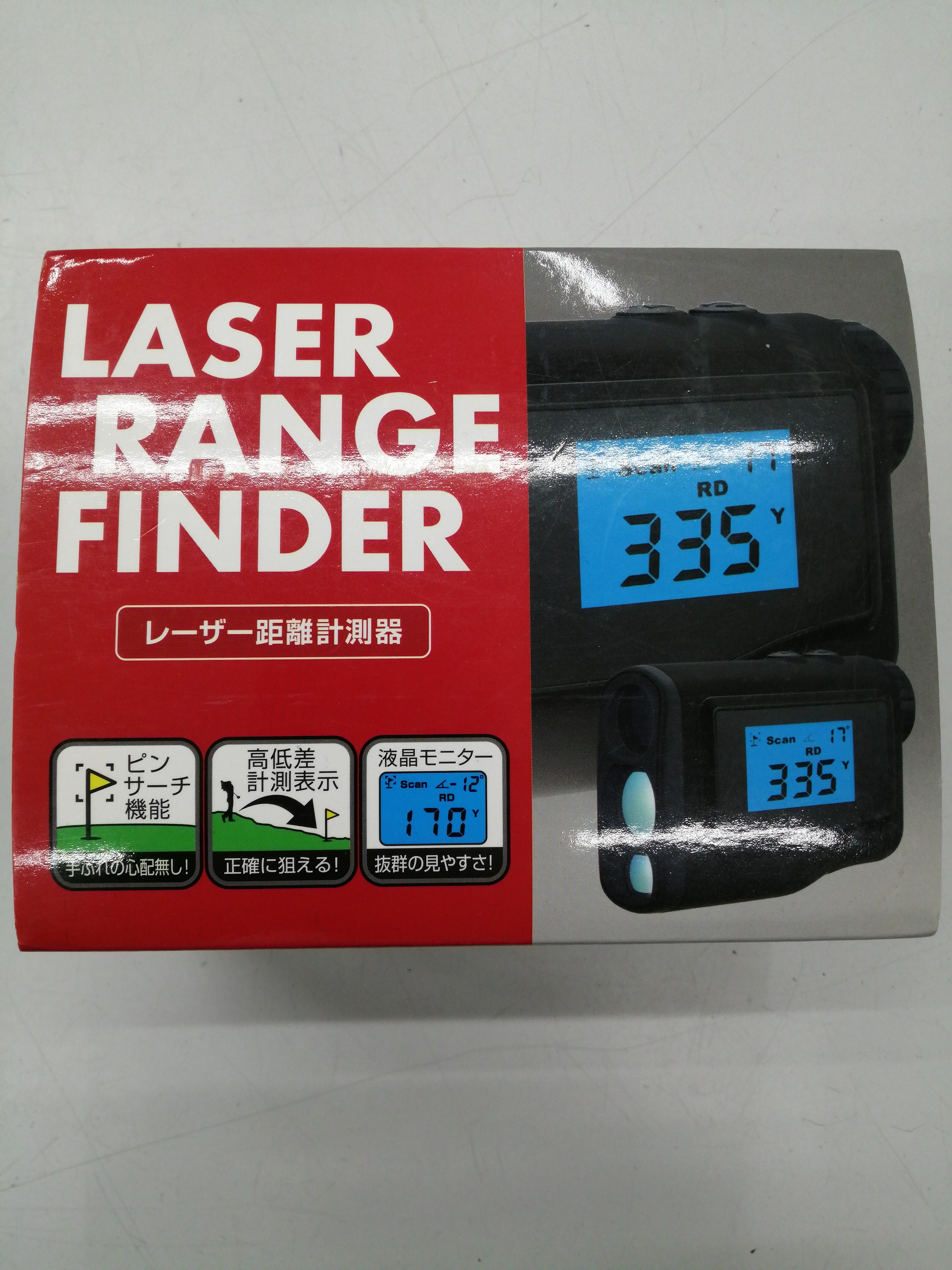 レーザー距離計測器 ジャパーナ