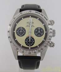 手巻き腕時計|ALPHA