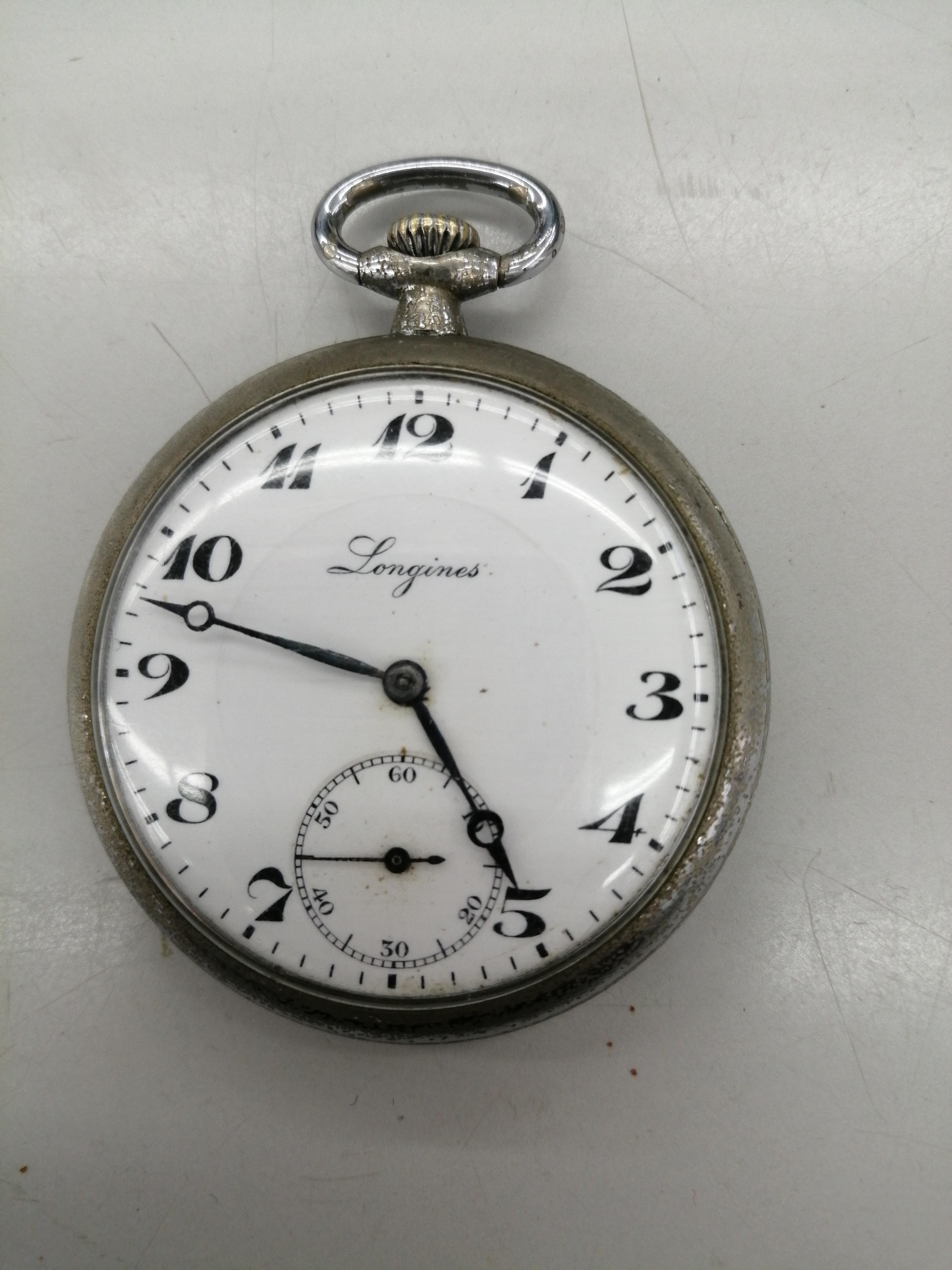 懐中時計|LONGINES