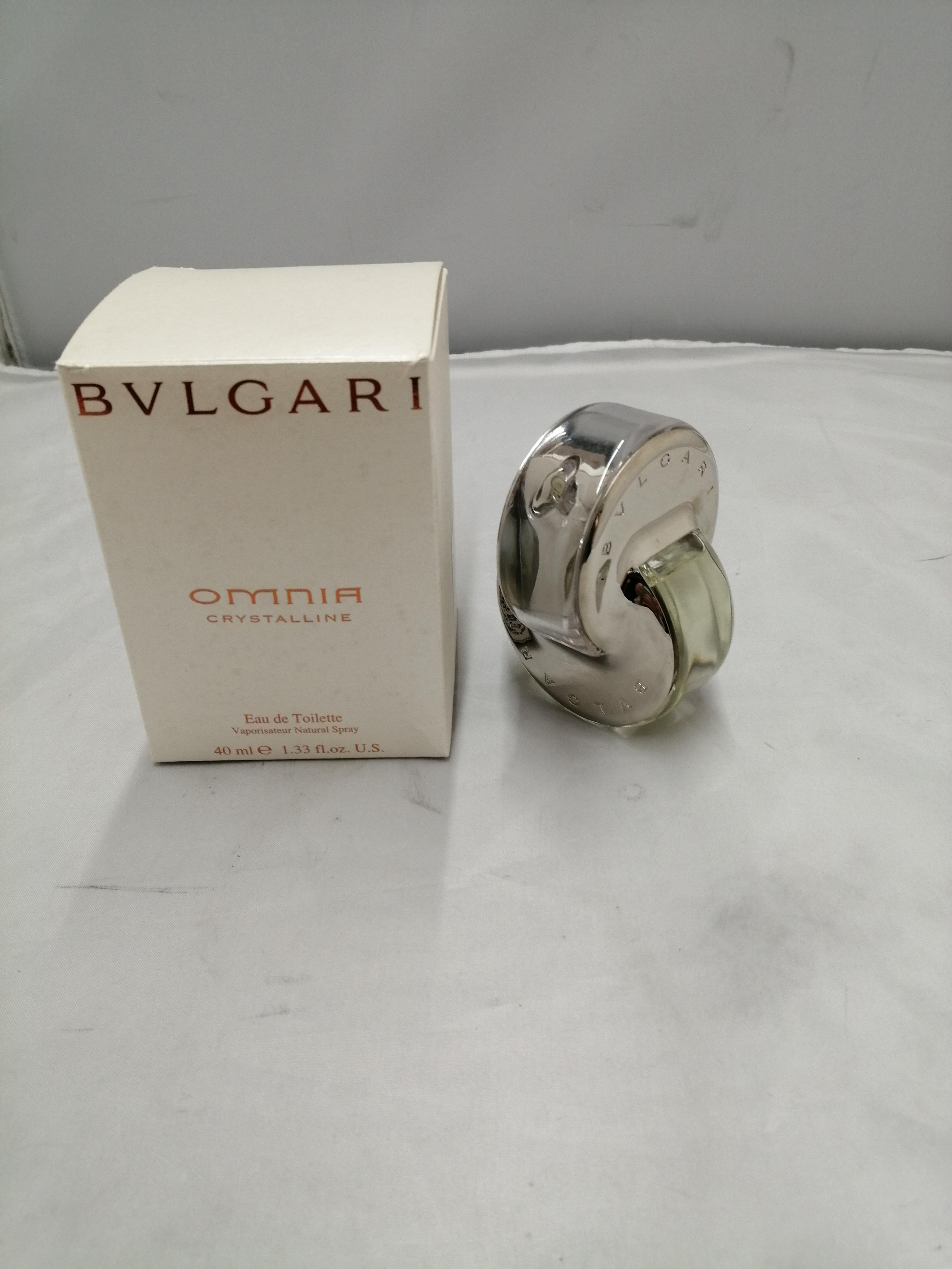 香水 BVLGARI