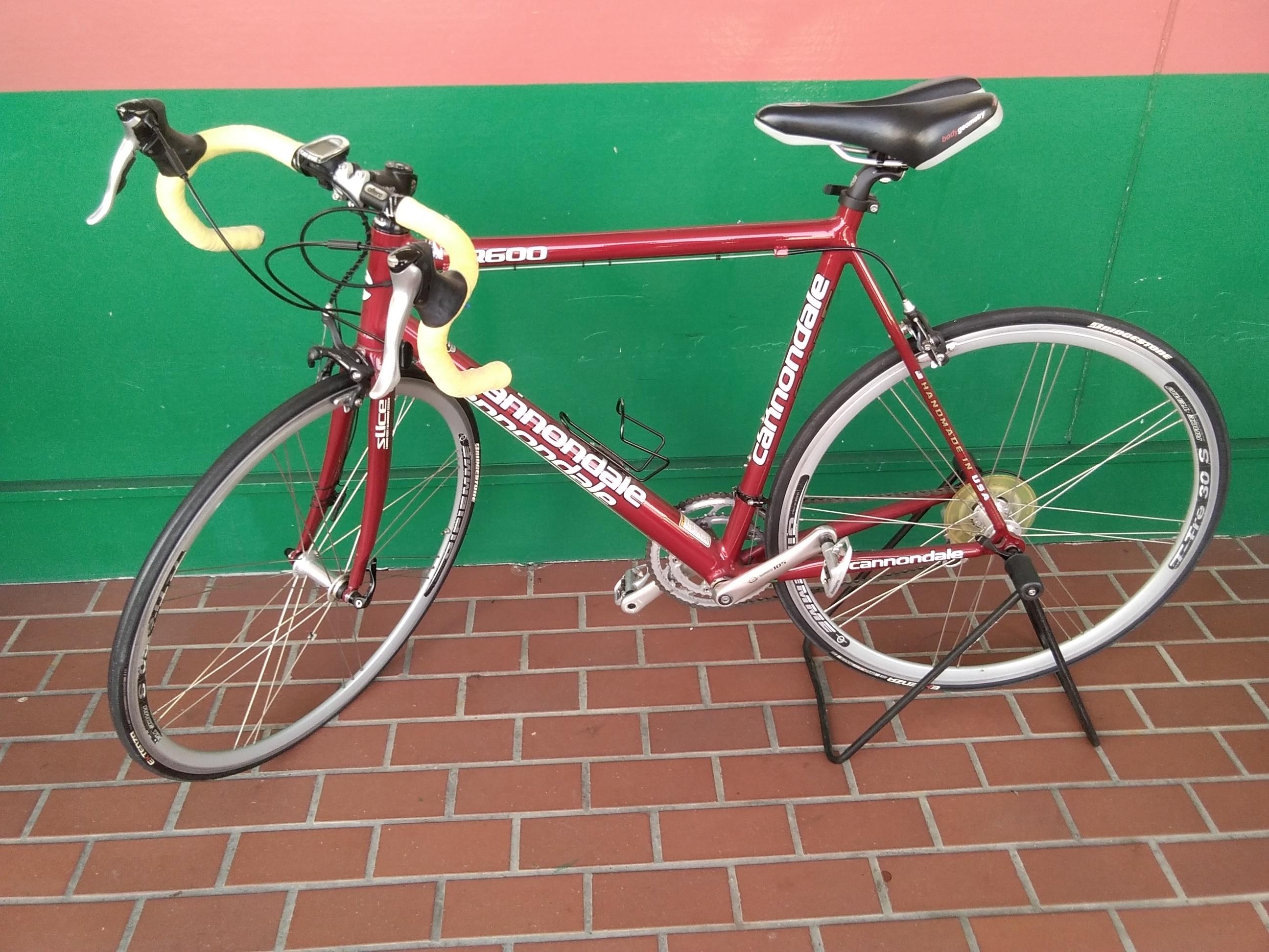 ロードバイク|CANNONDALE