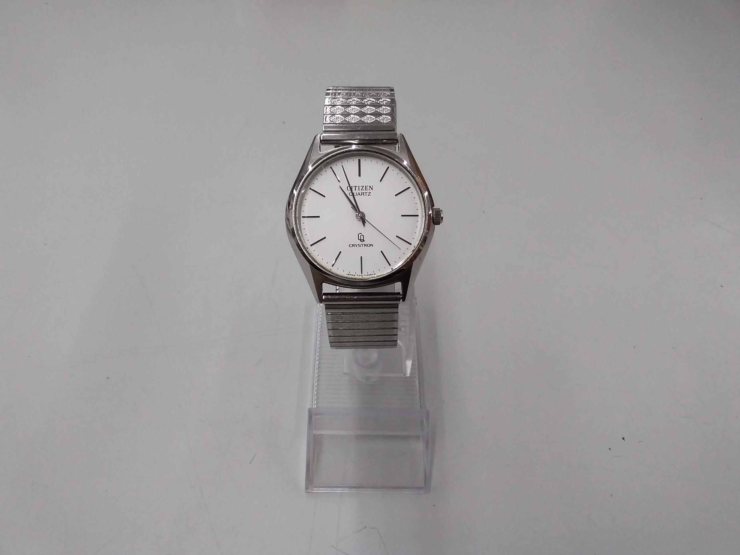 クォーツ腕時計 CITIZEN