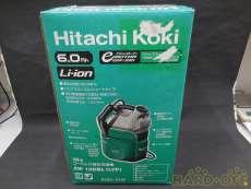 コードレス高圧洗浄機 HITACHI