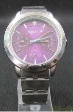 クォーツ・アナログ腕時計|AGNIS B