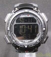 クォーツ・デジタル腕時計|SECTOR