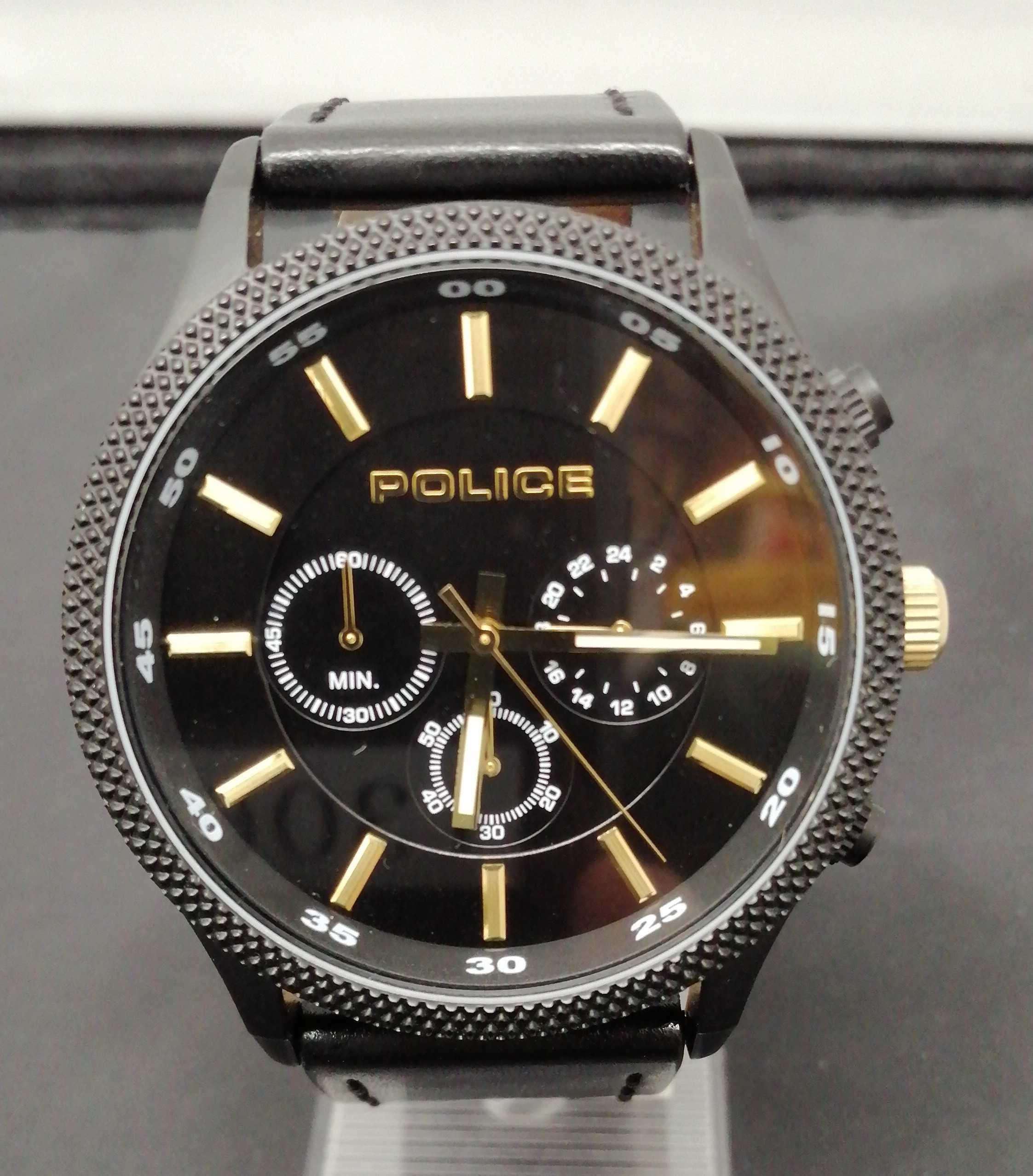 クォーツ腕時計|POLICE