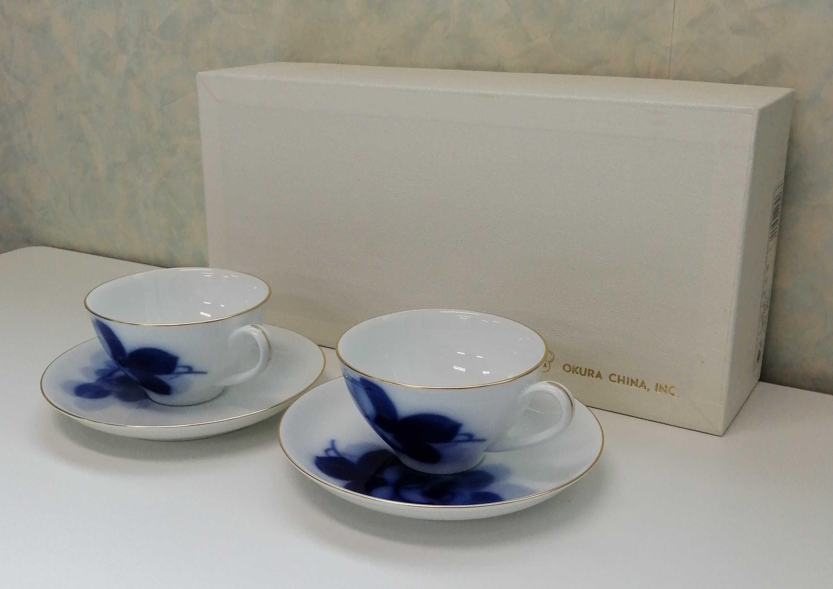 カップ&ソーサー|大倉陶園
