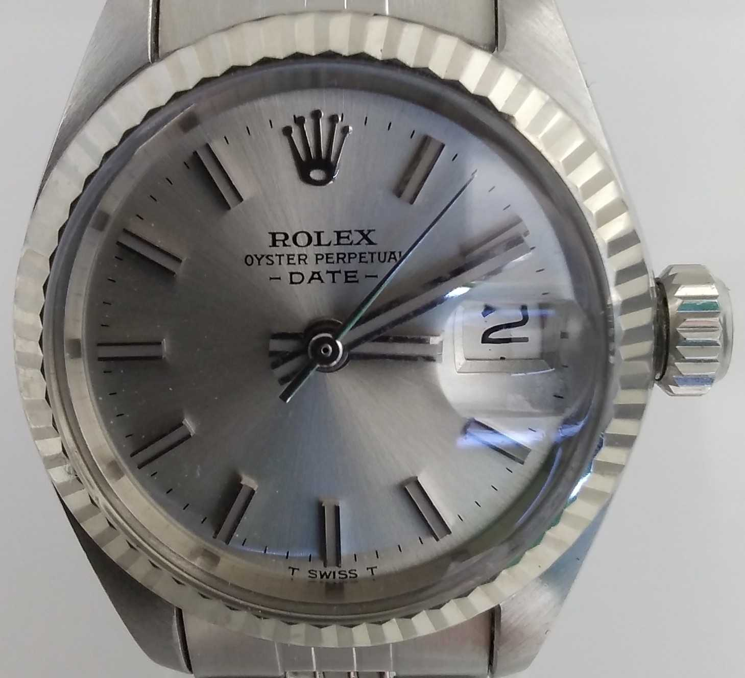 OYSTER PERPETUAL|ROLEX