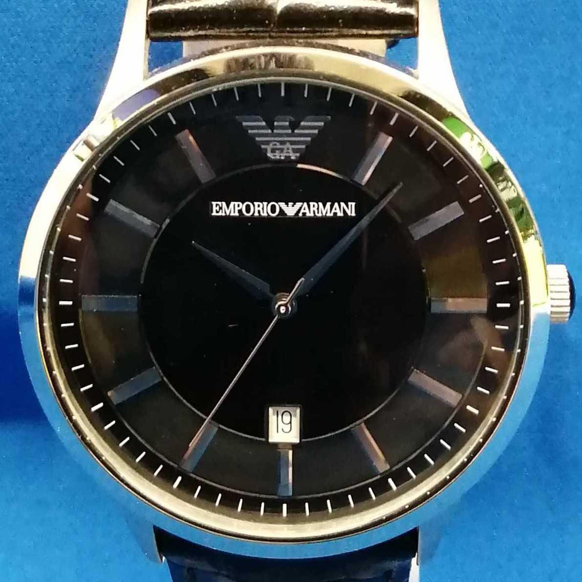 クォーツ腕時計 EMPORIO ARMANI