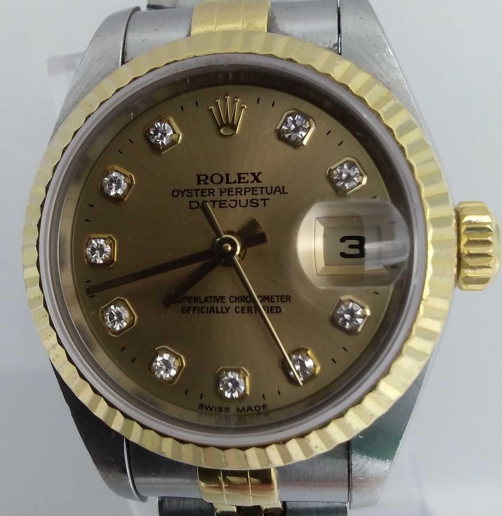 自動巻腕時計|ROLEX