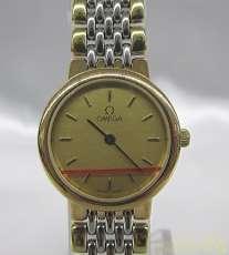クォーツ・アナログ腕時計 OMEGA