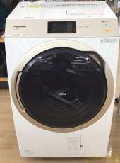 10kgドラム式洗濯乾燥機 PANASONIC