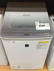 8kgたて型洗濯乾燥機 SHARP